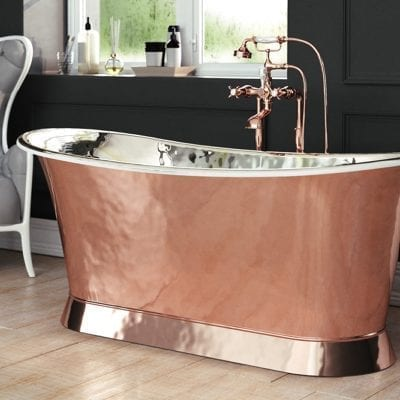 Godolphin Copper Bath 13