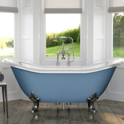 Lindley Cast Iron Bath 3