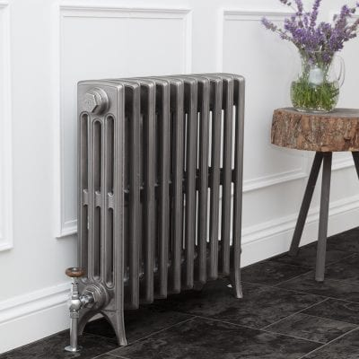 Rathmell 4 Column Cast Iron Radiators 2