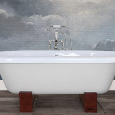 Saville Cast Iron Bath 13