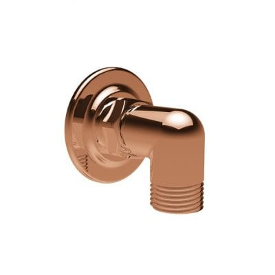 Copper Shower Wall Elbow 7