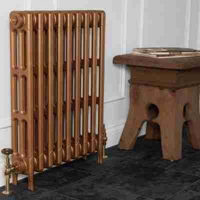 Victorian 3 Column Cast Iron Radiator 13