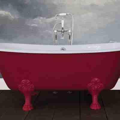 Wilmot Cast Iron Bath 6