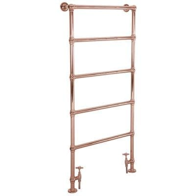 Winthorpe Steel Towel Rail (Copper Finish) 12