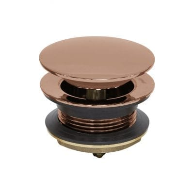 Click Clack Bath Waste Copper 5