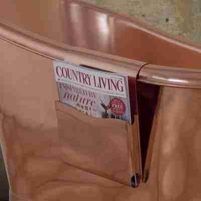 Copper Bath Pannier 1