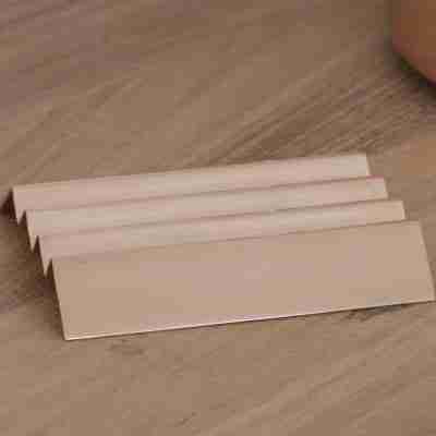 Copper Concertina Soap Tray 1