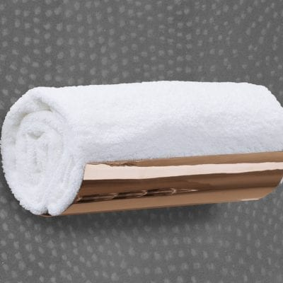 Copper Towel Cradle 10
