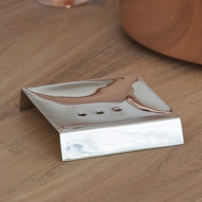 Nickel Soap Tray 2