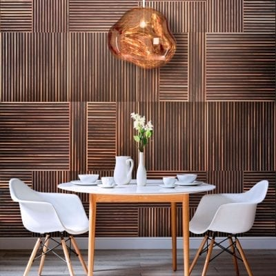 Slat Panel - Wood Walls with a timeproof design 11