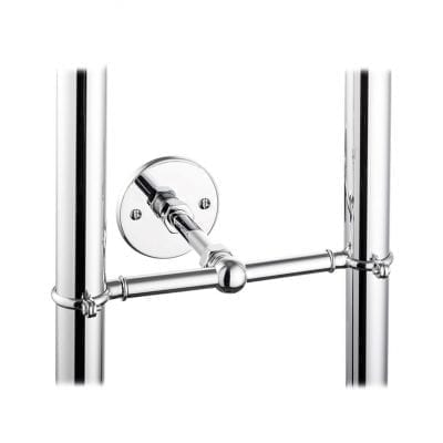 Chrome Stand Pipe Support Bracket 5
